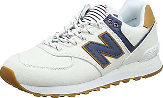 New Pack Yatch Balance Wl574s Eu wl574sye38 SneakerWeißwhite Damen f7ybg6