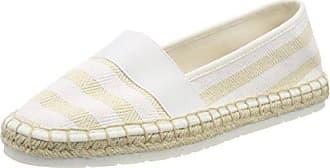 Comb Eu Marco Blanc Espadrilles 37 white Tozzi 24214 Femme w4n48Yp6