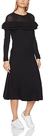 42 Jackpot Femme L Fabricant noir Derhy Robe taille 4A7aqWR