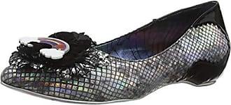 con tacco Little Daisy C donna nero da scarpe Eu Scelta chiuse 38 nero irregolare Lady qXnYS