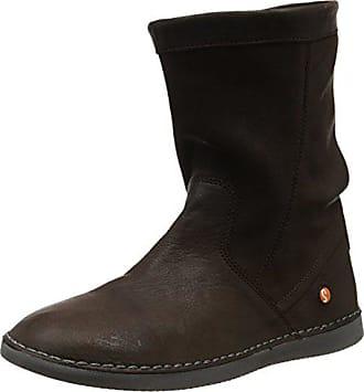 dk Marron Femme Softinos Boots Smooth Leather 009 Chukka Eu 36 Brown Til402sof 6wwXYq70