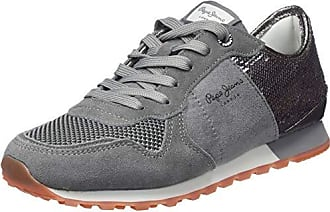 Pepe New SneakerGraumiddle Verona Sequins Grey Jeans 92536 London W Damen Eu cjqAR35LS4