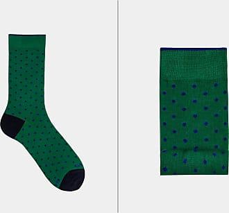 Pattern Polka Micro In Mens Lightweight Gallo Crew Cotton Socks Dot wHX0T