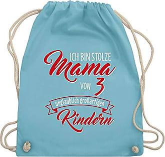 Kindern Turnbeutel Unisize Unglaublich Stolze Von Mama Shirtracer 3 Wm110 Hellblau Muttertag amp; Großartigen Bag Gym Bin Ich zqwnxOpF