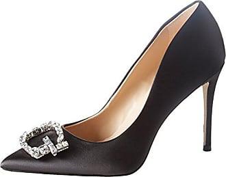 Eu Dress Negro Zapatos Punta De Para Cerrada 37 Mujer Guess Con Tacón Footwear Black Decollete CwFnTq6g