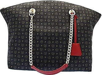 Schwarz Tasche rotTe8408pp02q1100b Tapiro Pollini Damen 8XOwP0nk