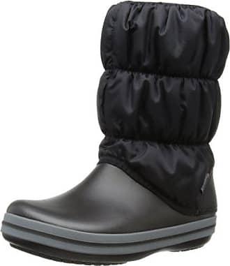 Boots Eu Winter nero 42 43 Crocs da Nero 070 donna Boots Puff antracite Snow IwqRB