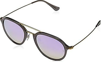 bronce Unisex shiny Degradada Gafas Rayban Grey De 50 adulto Sol Gris ban Rb4253 lila Ray cobre aUzqBB
