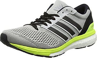 Adidas Eu Chaussures Gris Femme Black 6 core Boston De 38 Entrainement Two Yellow Running grey solar Adizero rHwarqAnp