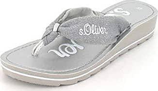 Größe S Farbe 42 oliver Grau Soliver Zehentrenner BAwHx7q