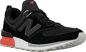 Herren Ms574 New Ab Balance Sneakers Schwarz1543 FJcTlK1