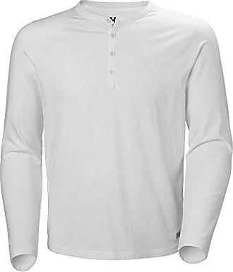 Del Henley Helly Manga tamaño Camiseta Fabricante Para Larga Large Hansen l Fjord De 001 blanco Hombre SSfqrxOwE