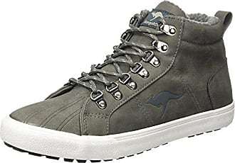 Grau Kangaroos Grey V Hombre Zapatillas Eu Para Kavu vapor Altas 47 xYnYrUqFWw