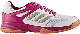 37 1 Eu Chaussures Speedcourt Handballschuhe De Handball 000 Adidas pink Femme Multicolore silber weiß 3 Z7wPqx
