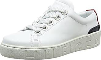 Basses rwb Blanc Sneakers Fashion 020 Hilfiger Eu Sneaker Femme Tommy 42 6WqwIOUc