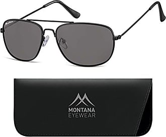 matt Occhiali Lenses Black Da Unica Taglia adulto Montana Sole Unisex smoked Multicoloured S93 q0OCvO