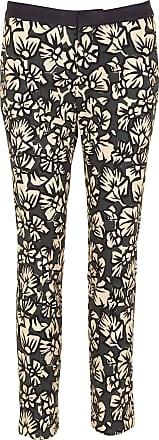Imprimé En Chloé Coton Slim Stora Pantalon qwWxt1S
