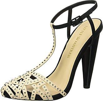 Para Cerrada Punta Zapatos Mistress 39 De Con Little Tacón Cybele Mujer Negro Eu f08nq