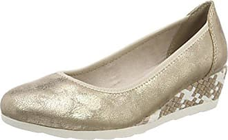 22363 Gold Pumps Line platinum 39 Soft Damen Eu 7qxURwB