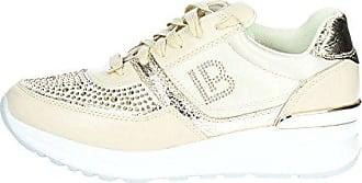 37 Sneakers Damen Biagiotti Beige Laura 675 Xfw6HqB7