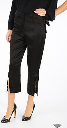 Trousers Embroidery Satin Fendi 38 Größe 1TFJ3lKc