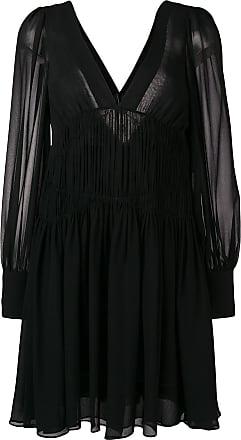 on Noir Dress Mccartney Stella Slip BnPzFW4
