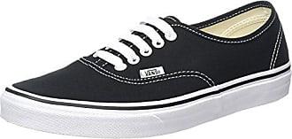 Adulte Authentic Eu Mode Mixte U 44 black white Noir 5 Vans Baskets wTUqXxA
