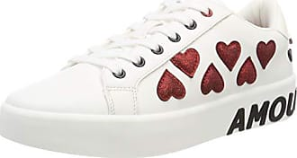 Mujer 41 Zapatillas Aldo white Eu Para 70 Blanco Galericlya Ot7gwB