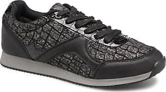 The Dames Aram Noir Sneakers Factory Zwart Voor 2 Divine 0rAErq