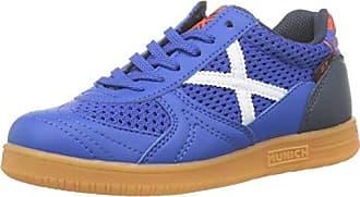 Kid Chaussures azul 3 Eu De Indoor 33 Mixte Enfant Munich G Fitness Bleu 945 pEAqXXP