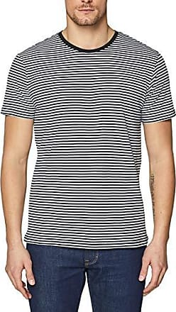 029ee2k040 L Hombre 001 Esprit Camiseta Negro Para black SO0dw8