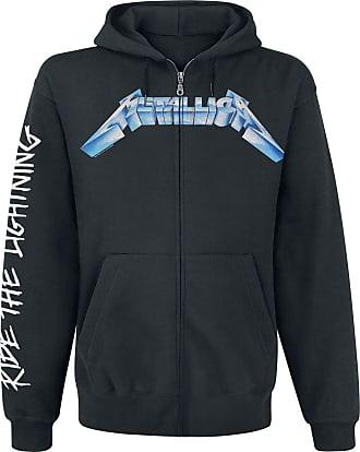 Metallica Ride The LightningKapuzenjacke Metallica The Ride Schwarz D9YE2WHI
