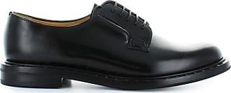 Rois Chaussures Lacets Femme Noir À Churchs Rebecca 2 A Calf gdYqxx