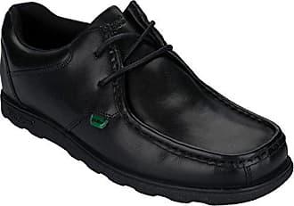 Hombre Kickers black Lthr Fragma15 Lace Para Eu Zapatos De 44 Cordones Negro Derby Am nranzwx