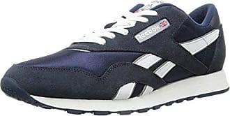 Navy Reebok 36088 Basses Eu Classic Sneakers team Eu 39 Nylon 39749 Homme 45 platinum 6vvxr