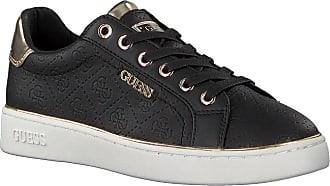Guess Schwarze Guess Schwarze Beckie Sneaker Sneaker rUwqr