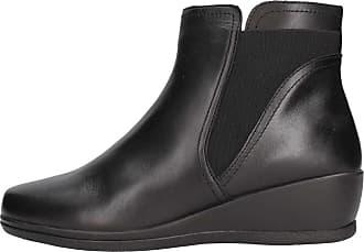 Boots Grünland Noir Po1369 Femme Ankle nXqxaYUB