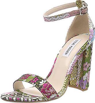 Multi Sandal Madden 16004 Cheville Carrson Bride Eu fabric Steve Femme bright Multicolore 38 pqnzWOOx1