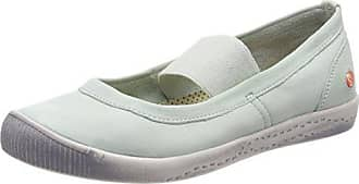 Green Softinos Washed Bout Grün 36 pastel Ion446sof Eu Fermé Femme Ballerines papSq