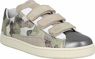 Cuir Scratch Femme Camo Tennis Mode Baskets amp; 105 0 Stan q8Y0UU