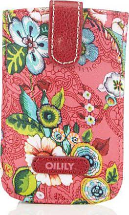 French Damen 14x9x3 Oilily T 402 Flowers b Case H amp; Ausweis Ocb3232 Kartenhüllen Pull Cm pink 402 X Pink Smartphone Rqdq4
