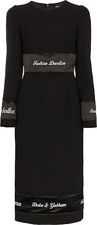 Dolce longue amp; Robe Gabbana Fashion Noir Mi Devotion rcBZrFq1