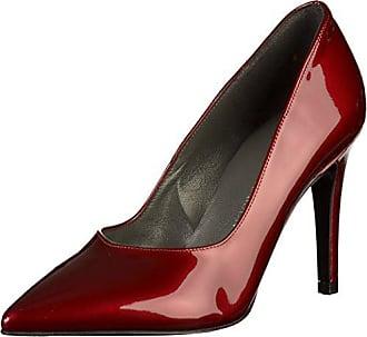 Mura Rouge rubi 35 Kaiser Danella Bout 575 Femme Peter Escarpins Fermé 5 Eu TqAY80Rwx