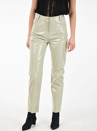 High Patent Size Xs Trousers Drome Leather Waist 1ZWgaqnq8