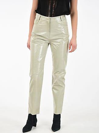Size Xs Drome Patent Leather High Waist Trousers YUwnvUx