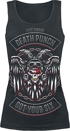 de Five Punch Top Death Black Pinger motard Insigne gdwSEOgq