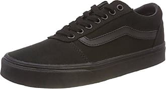 canvas 186 Homme Noir Ward Black Sneakers Eu Vans Basses 43 7wBqOx07Xa