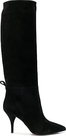 Chose L'autre Boots Pointed Noir Length Knee Y1AYgpqB