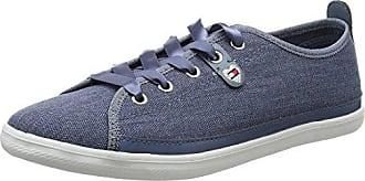 Basses Sneaker Hg Eu 41 Bleu Tommy Hilfiger 1d1 K1285eira 013 jeans Femme qwanBZXSIx