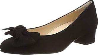Hassia Eu Marbella H Mujer Zapatos Negro 5 Tacón schwarz Para Weite 0100 41 De 44qxrHOnw